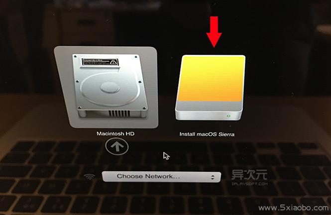 U盘安装官方Mac OS系统教程  Mac 系统重装 U盘 第9张