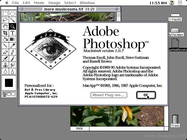 PhotoShop各历史版本  PhotoShop 第2张