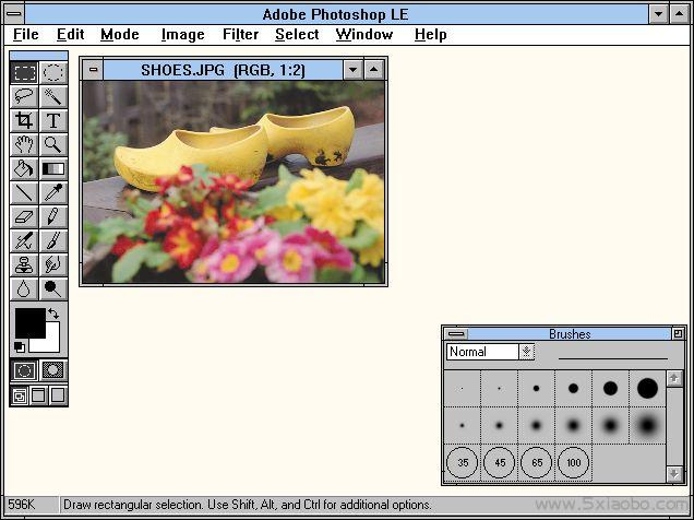 PhotoShop各历史版本  PhotoShop 第6张