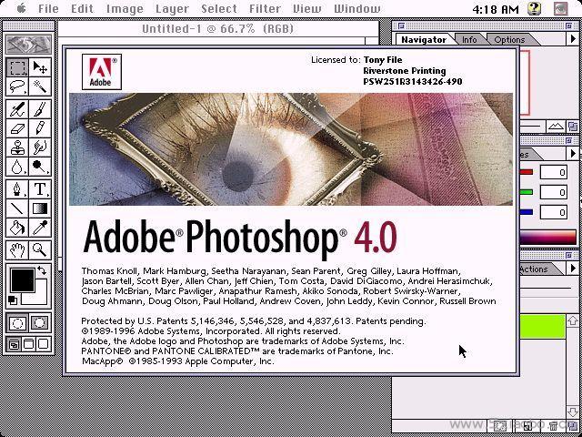 PhotoShop各历史版本  PhotoShop 第11张