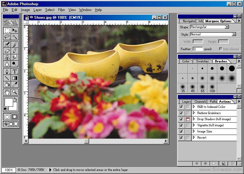 PhotoShop各历史版本  PhotoShop 第13张