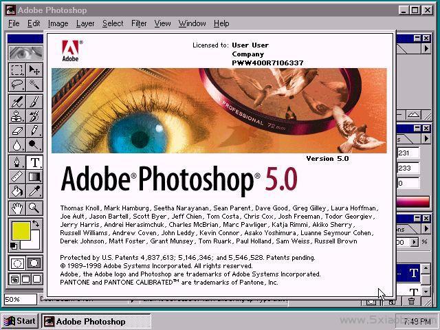 PhotoShop各历史版本  PhotoShop 第14张