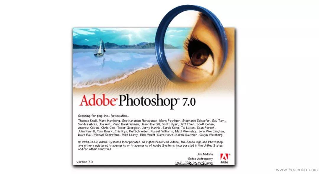 PhotoShop各历史版本  PhotoShop 第19张