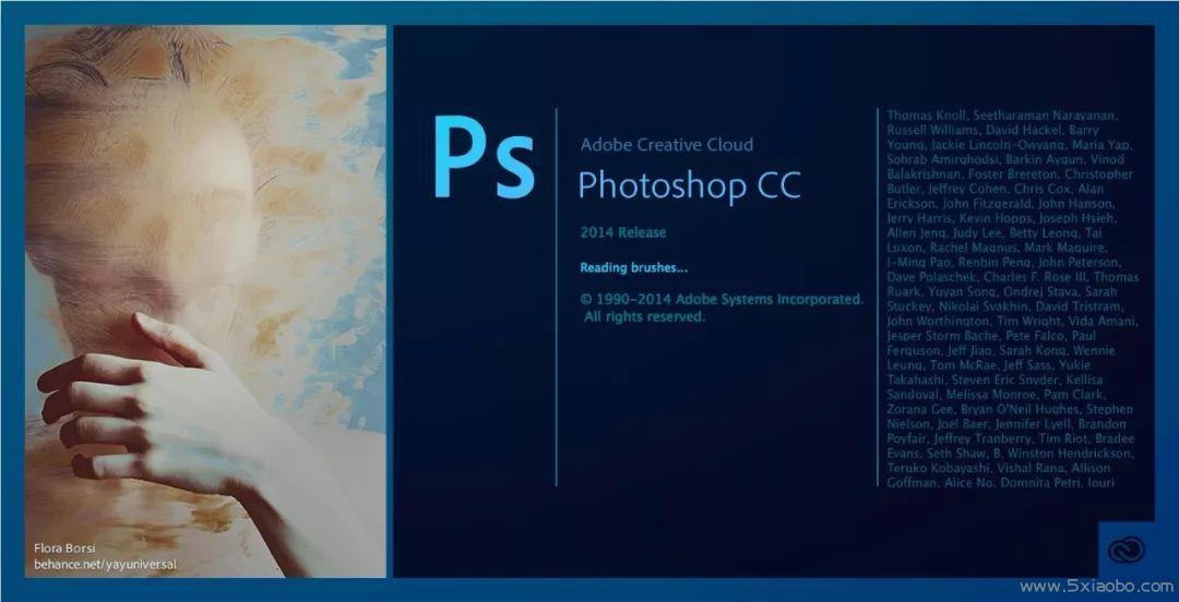 PhotoShop各历史版本  PhotoShop 第34张